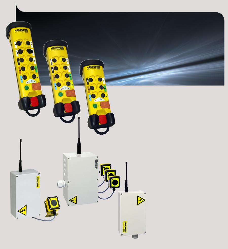 Télécommande industrielle UD